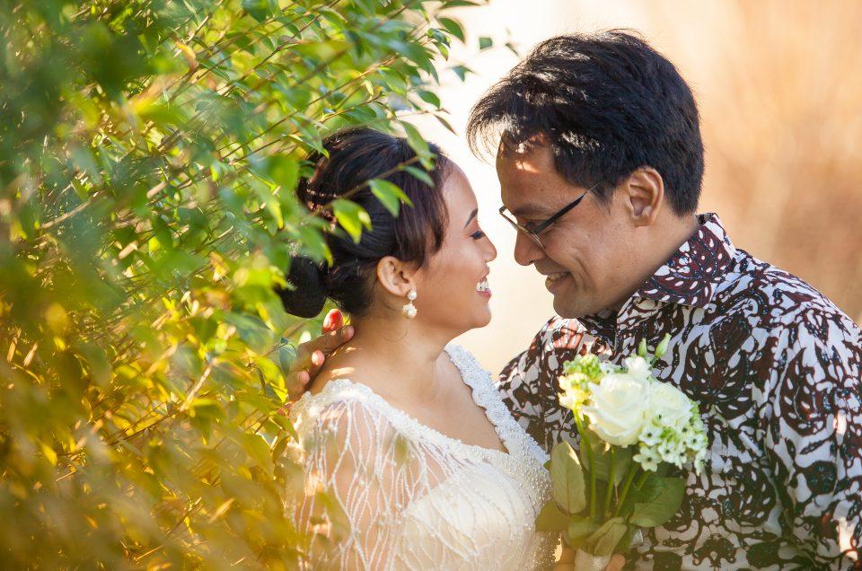 Beveiligd: Wedding Priskila and Fernando