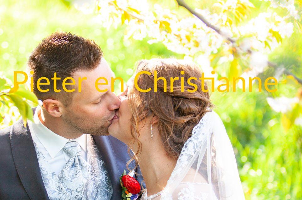 Beveiligd: Pieter en Christianne