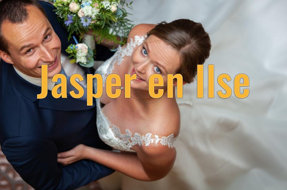 Beveiligd: Jasper en Ilse
