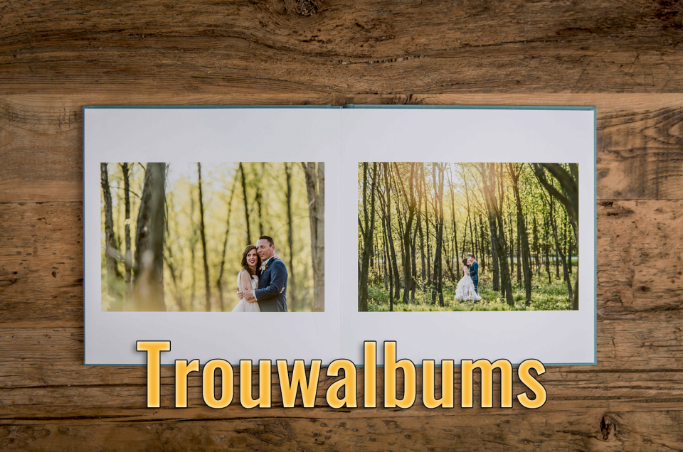 Mmoments trouwalbums