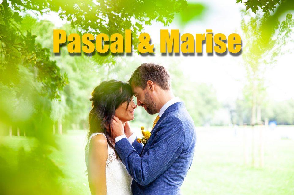 Beveiligd: Pascal & Marise