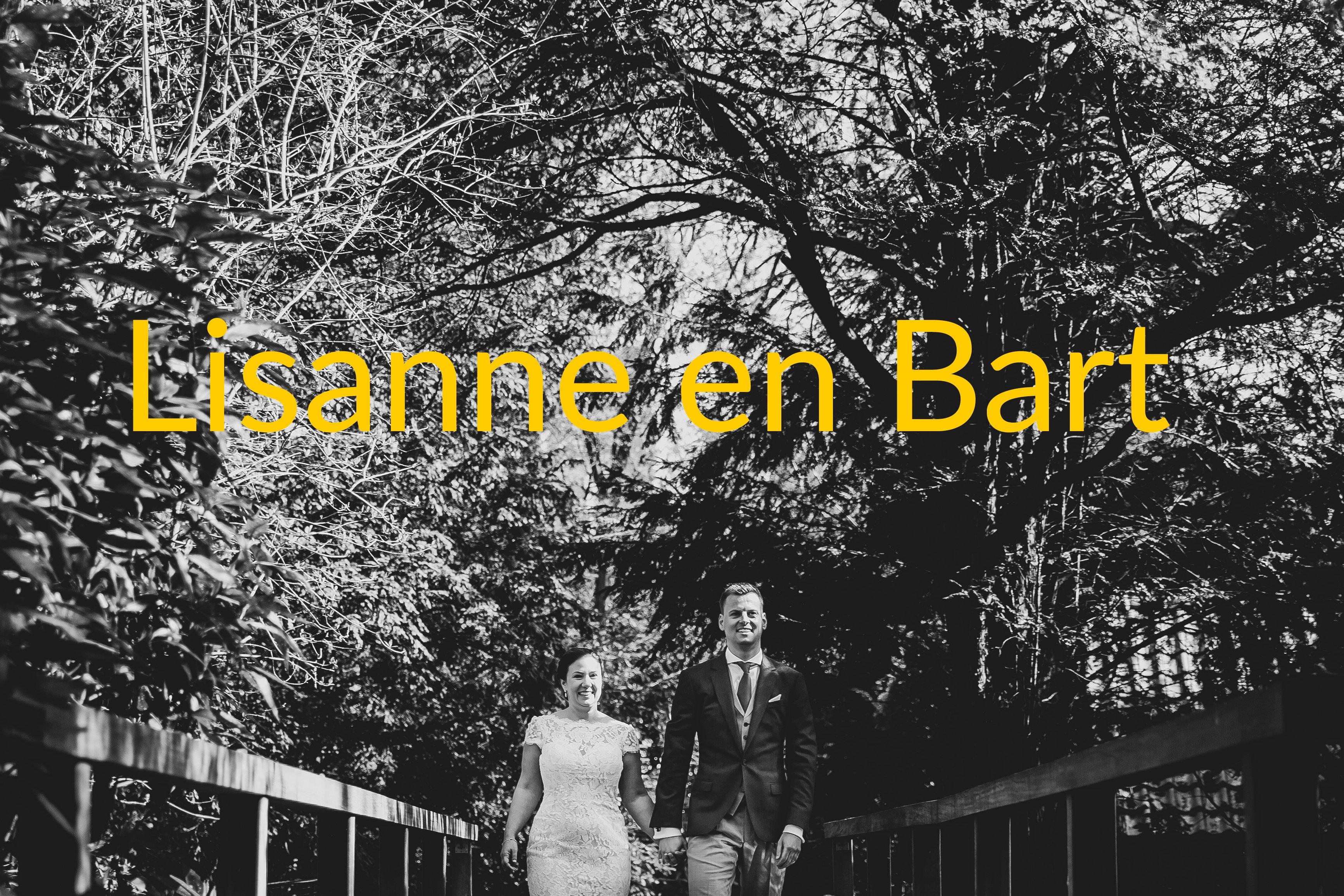 Lisanne en Bart