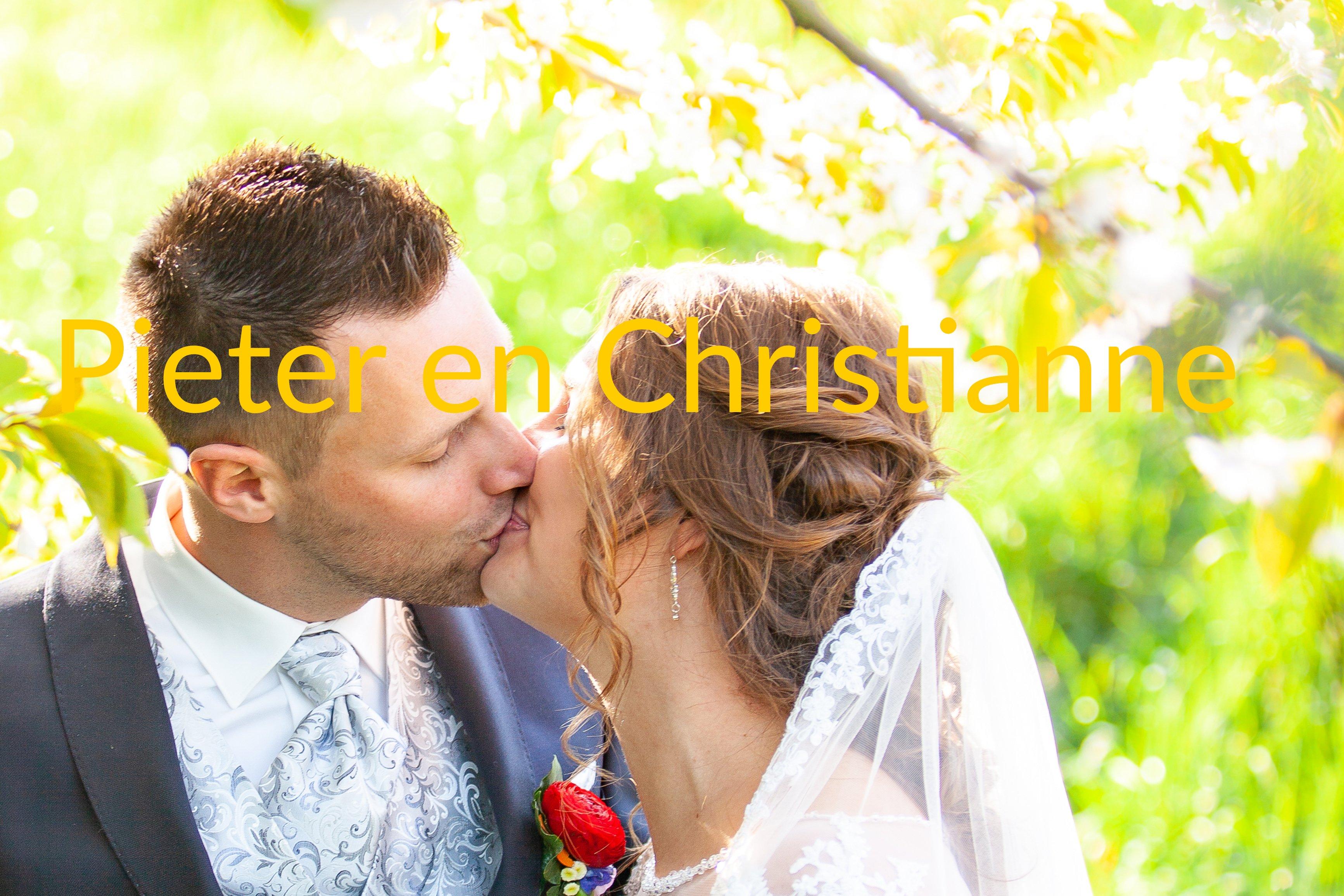 Pieter en Christianne