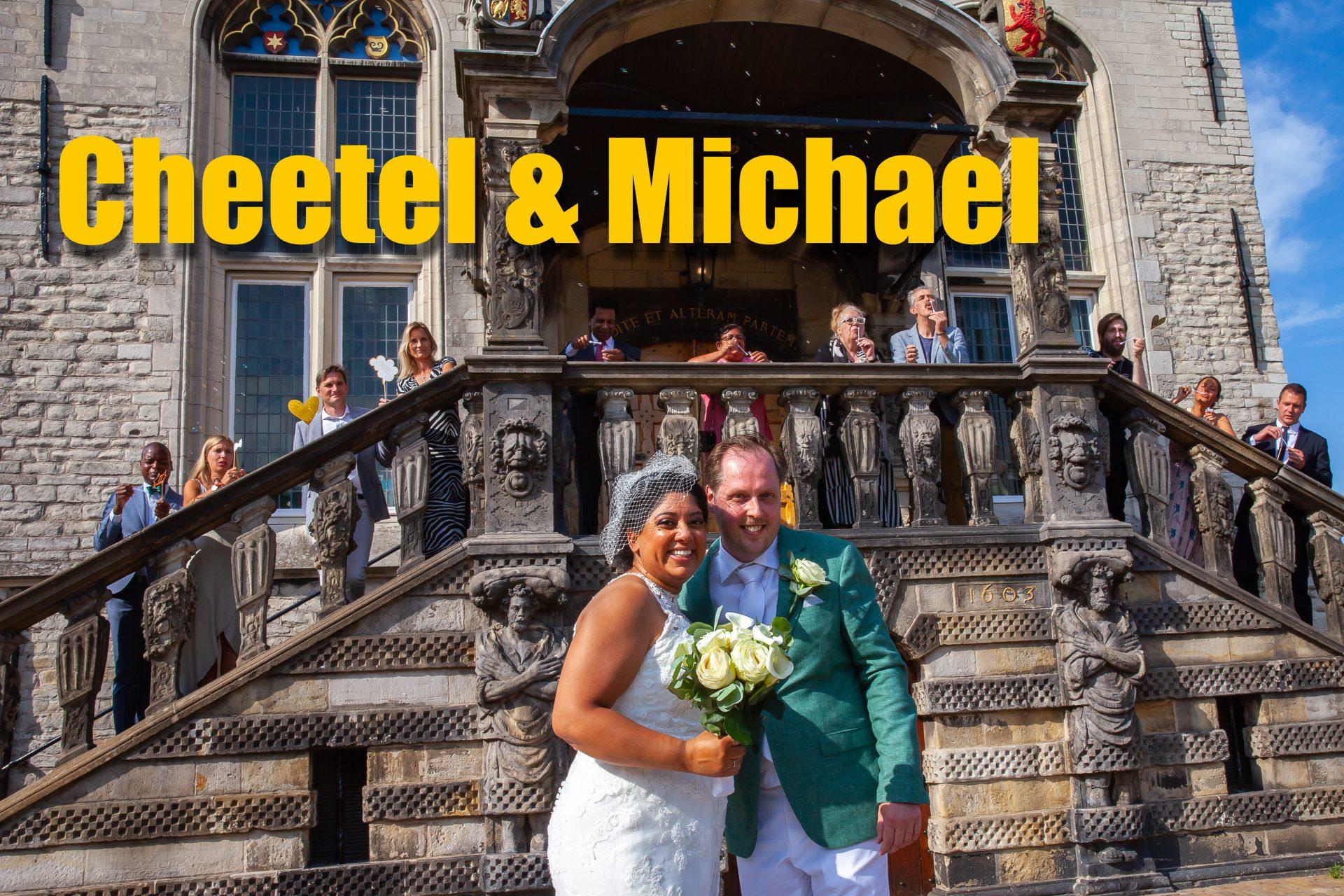 Beveiligd: Cheetel en Michael