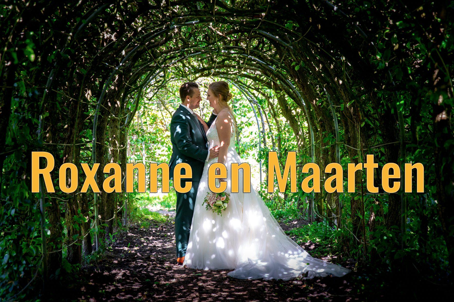Roxanne en Maarten