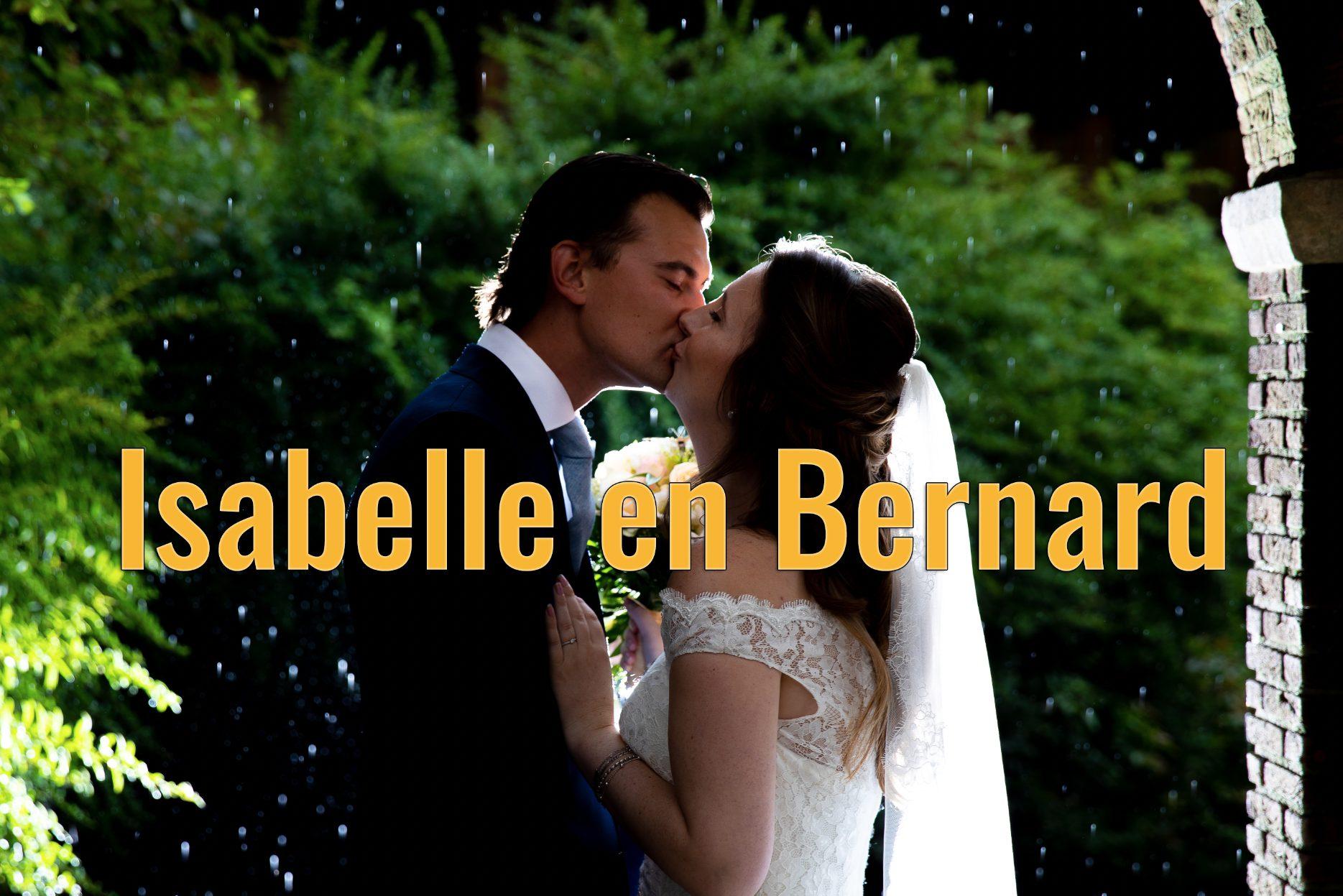 Isabelle en Bernard