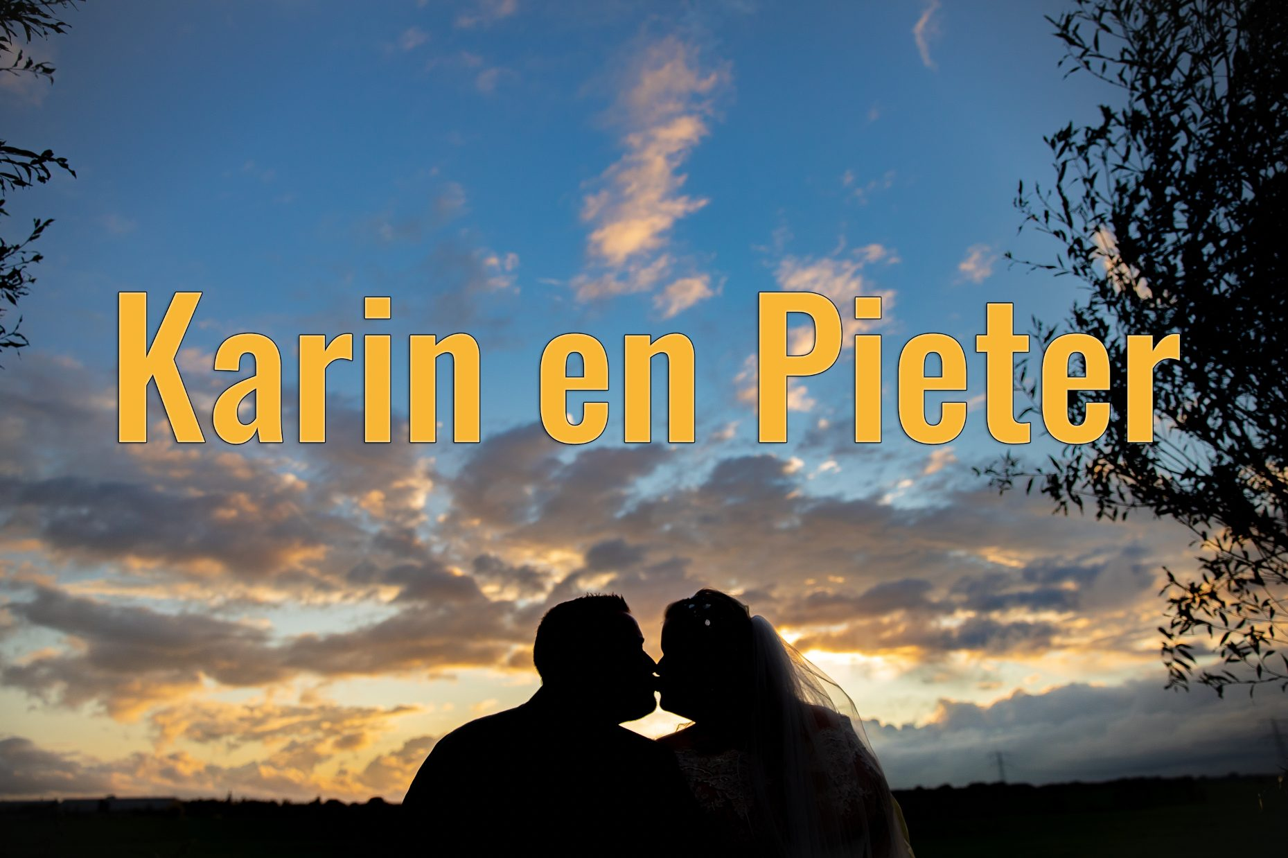 Karin en Pieter