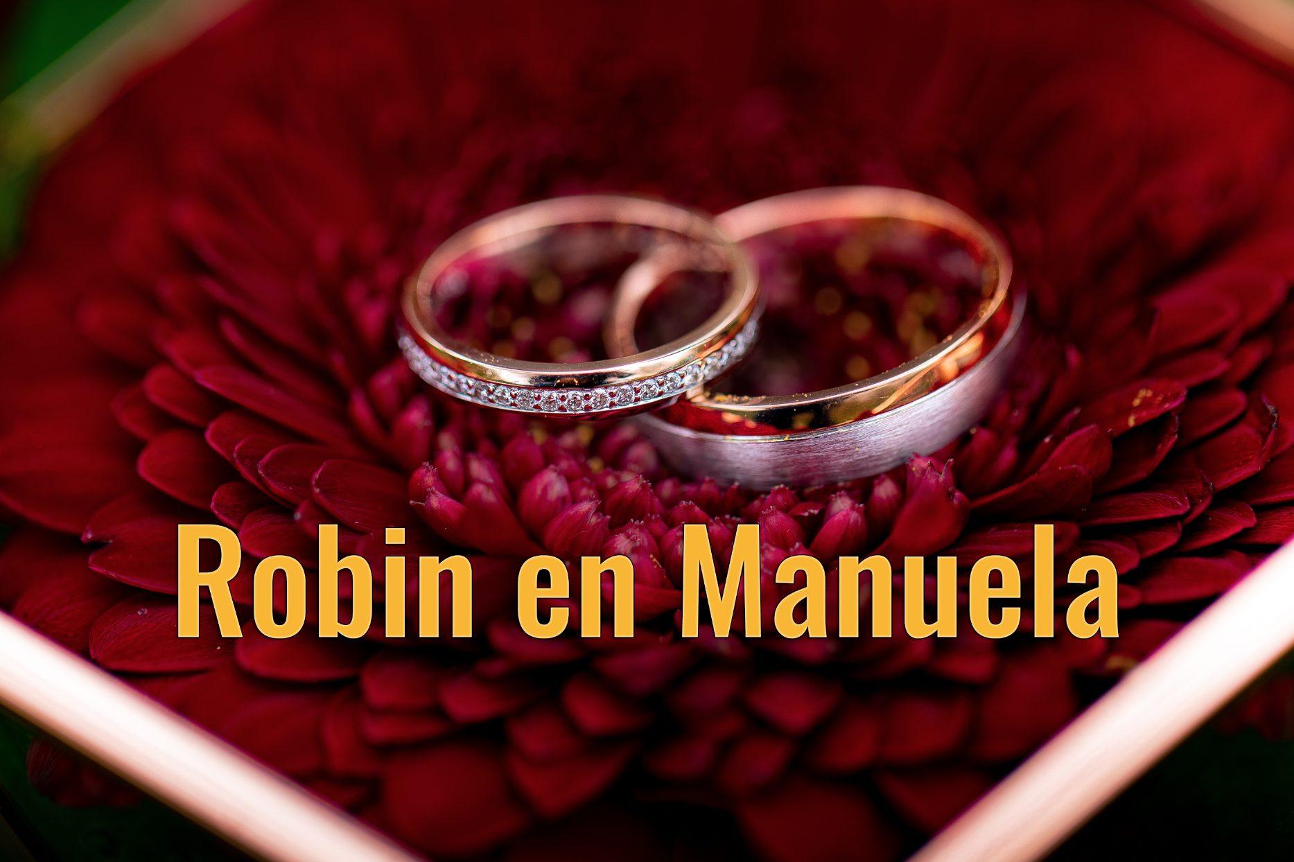 Robin en Manuela
