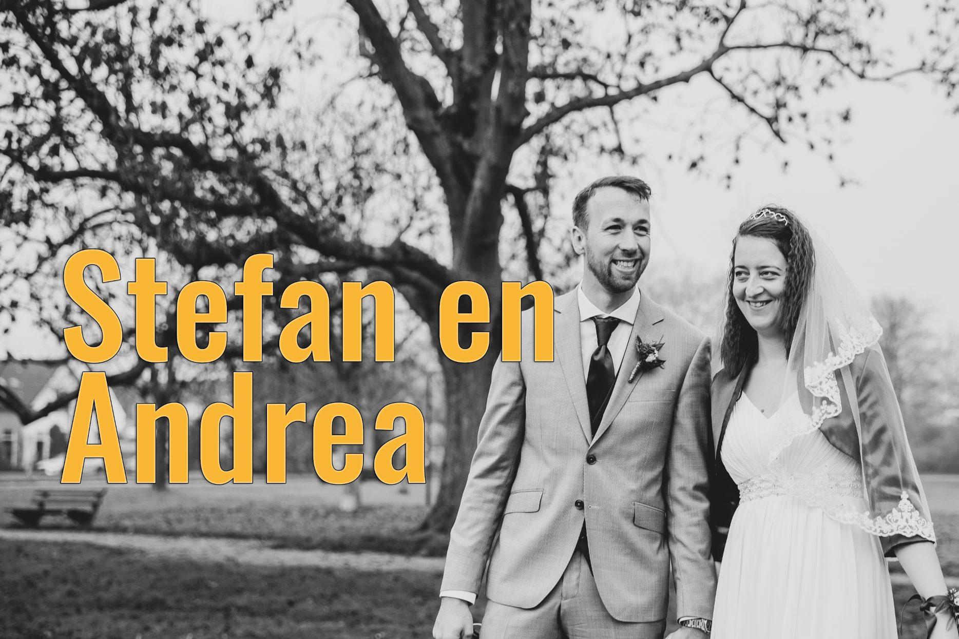 Stefan en Andrea