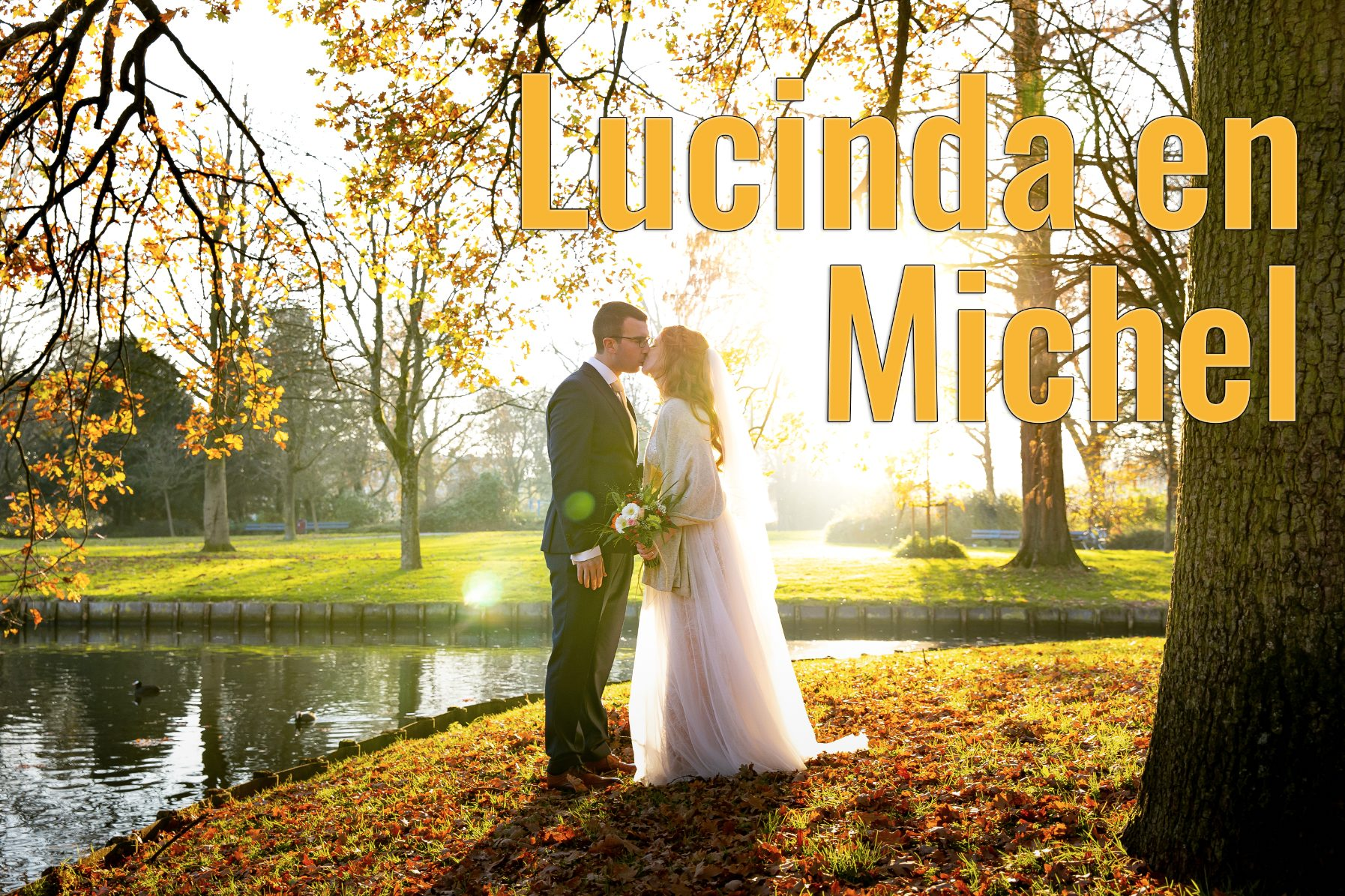 Beveiligd: Lucinda en Michel