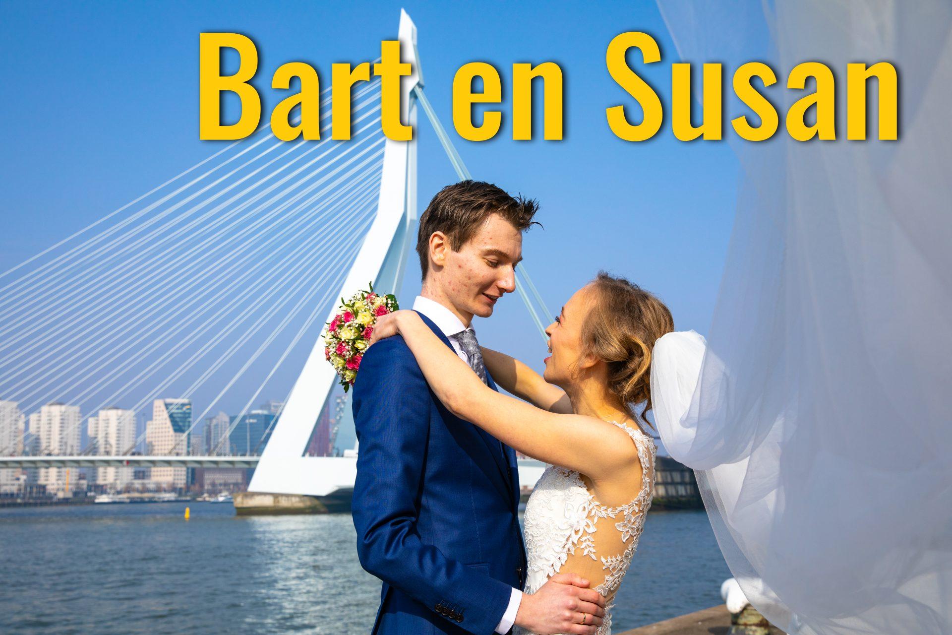 Bart en Susan
